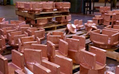 Copper Casting Manufacturer- Permanent Mold, Sand Casting