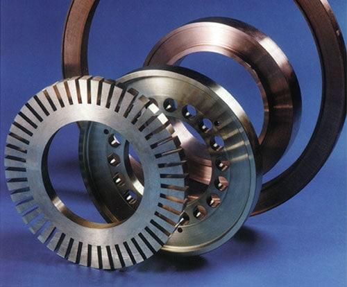 Centrifugally Cast Copper