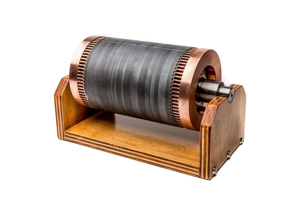 Copper AC Rotor Bar