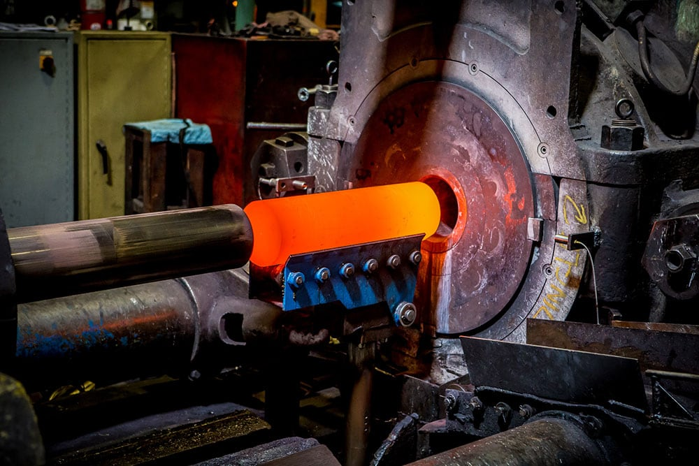 Copper Alloy Extrusion Manufacturing | Specialty Extruded